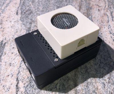 Raspberry Pi3 Based datalogger
